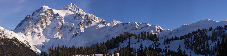 CASCADE MOUNTAIN RANGES