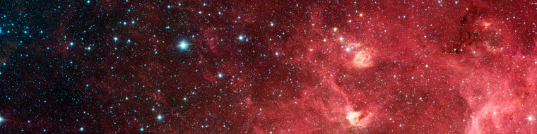 NORTH AMERICAN NEBULA FROM SPACE