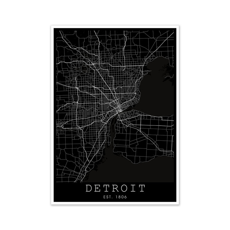 Detroit Inverted
