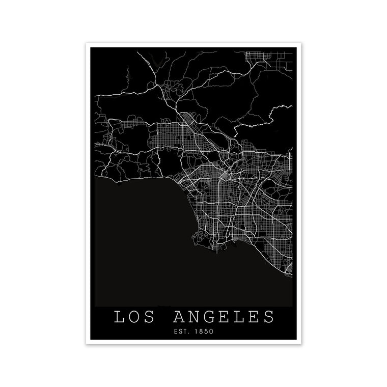 Los Angeles Inverted