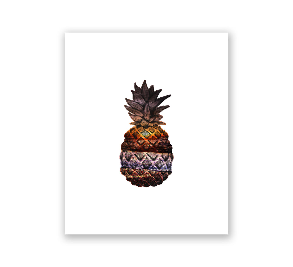 Pineapple by the Sea