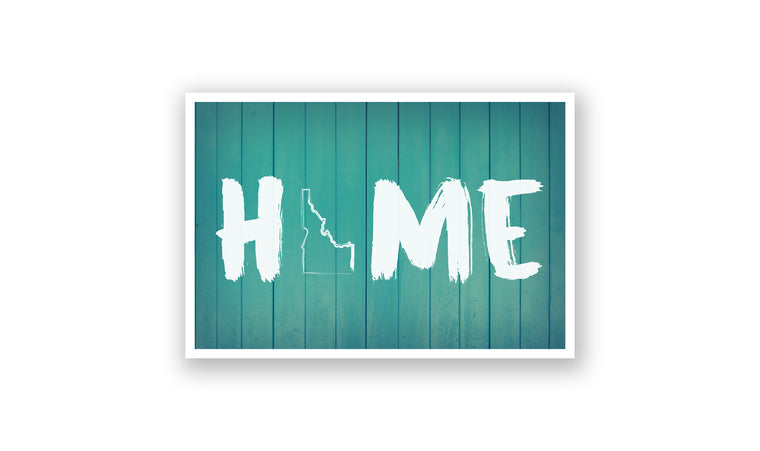 Home State Outline - Idaho