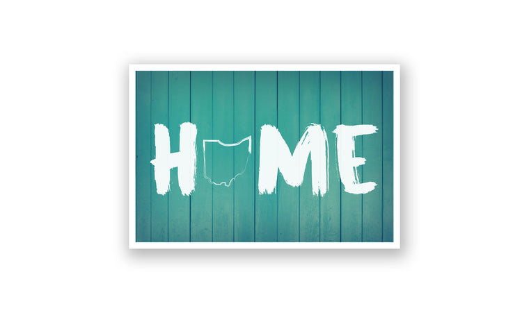Home State Outline - Ohio