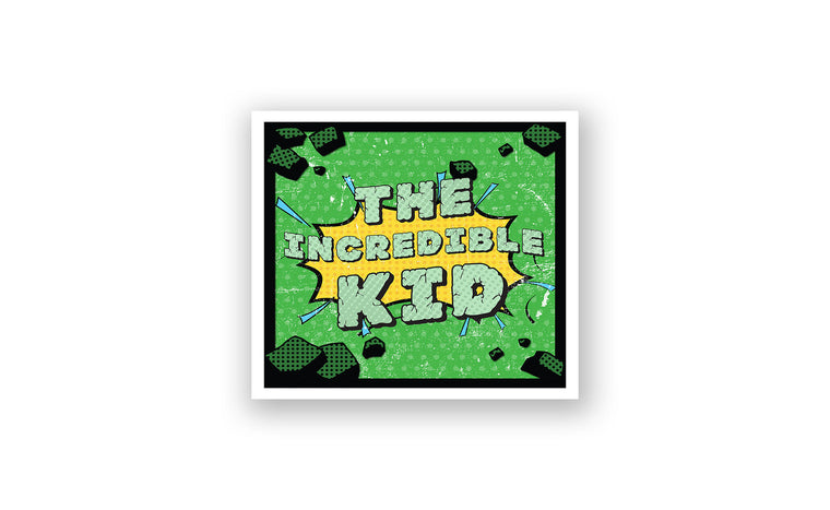 The Incredible Kid