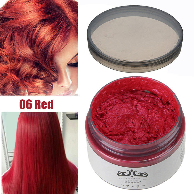 Wash Out Red Hair Dye Famous Hair Dye 2018