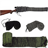 "Rifle Gun Sock Case 54"" - Silicone Treated"