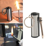 Stainless Steel Survival Camping Fire Starter