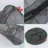 Crab Crayfish Lobster Catcher Trap Fish Net