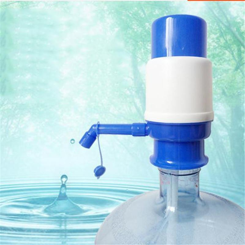 Useful Home Articles Drinking Water Hand Pump For Bottled: 5 Gallon Bottled Water Manual Hand Pump