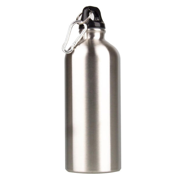 600 ML (20 oz) Outdoor Sports Stainless Steel Water Bottle