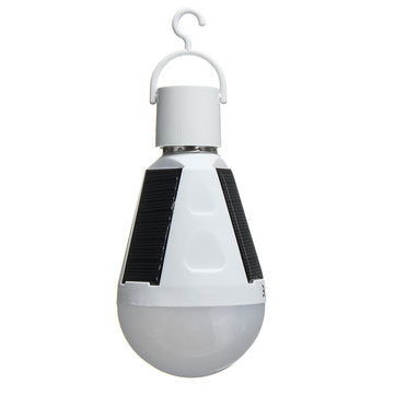 Outdoor Solar Power LED Bulb (7W or 12W)