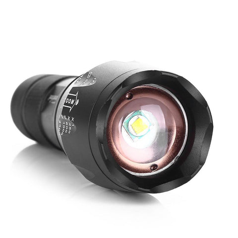 G700 LED Zoomable Flashlight