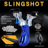 Professional Hunting Slingshot with Night Vision Laser Light