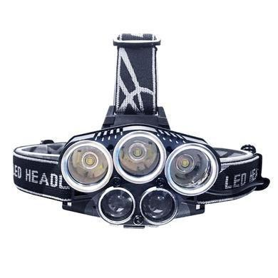 5 LED Headlight - 1500 lumen