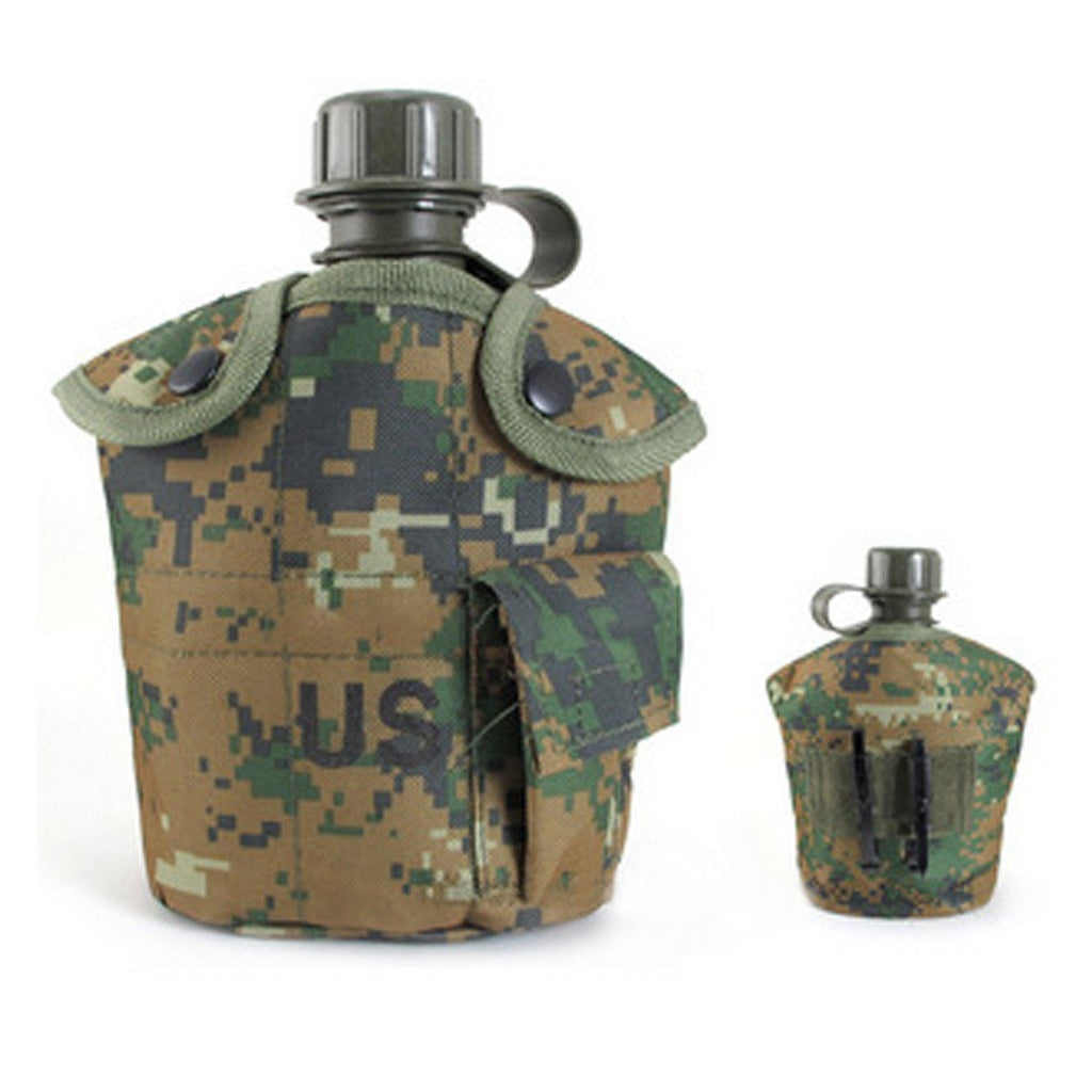 Elp Outdoors 1 Qt Military Style Canteen With Canteen