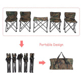 Portable Outdoor Table and Chair Set