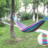 Outdoor Cotton Garden Hammock