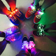 LED Shoelaces - Group