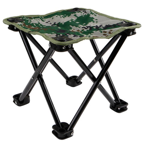 Portable Folding Fishing Stool
