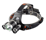 3 LED Headlight - 11000 Lumen