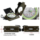 Military-Compass-Measurement-View