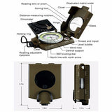 Military-Compass-Product-Information