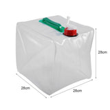 20L Portable Foldable Water Storage Bag