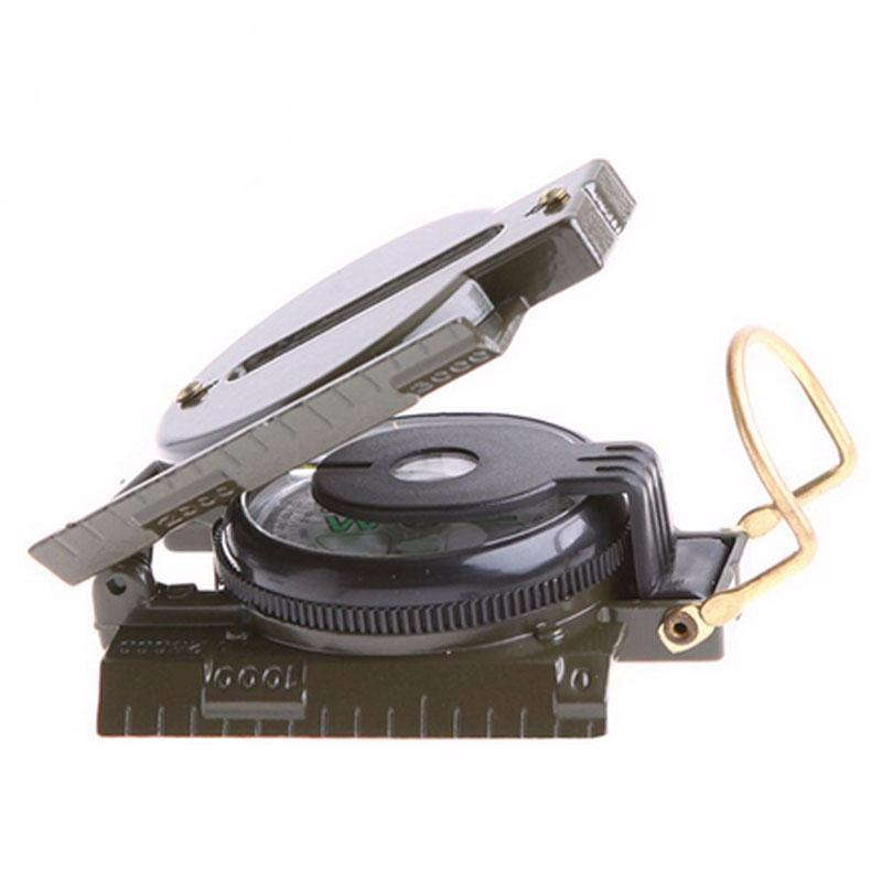 Portable Folding Geological Compass