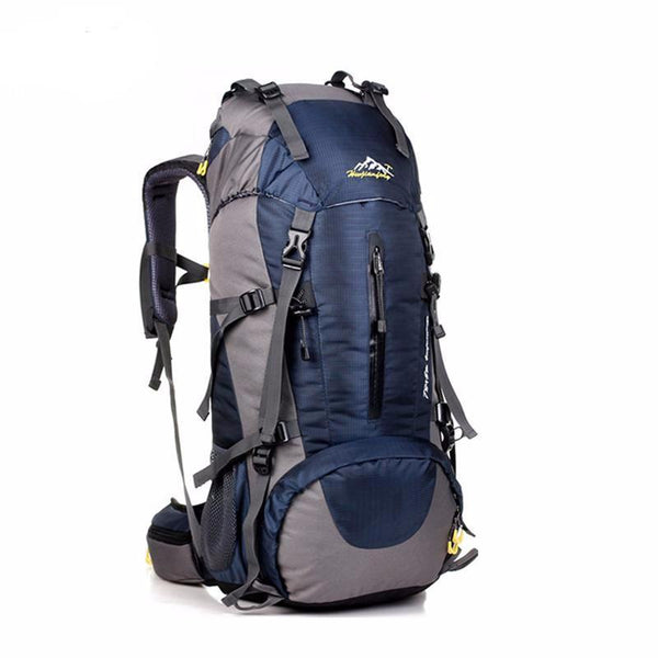 Mountaineering Rucksack Waterproof Hiking Backpacks 50L