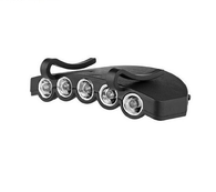 5 LED Hat Clip-On Headlight
