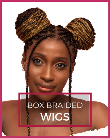 BOX BRAIDED WIGS