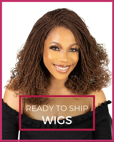 READY TO SHIP WIGS