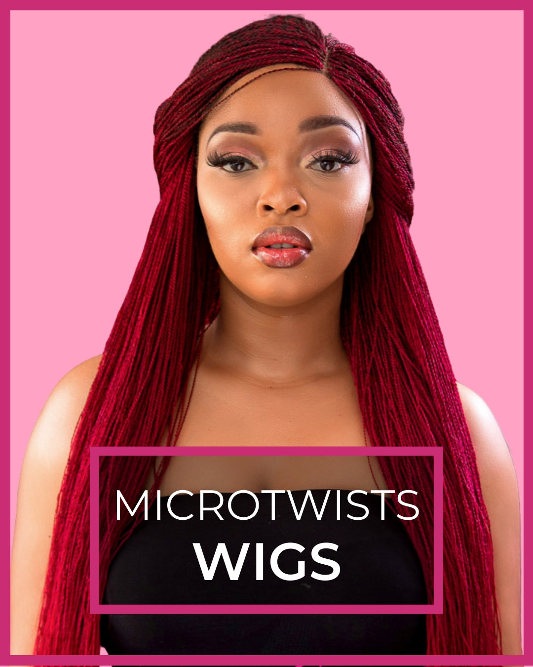 MICROTWISTS WIGS
