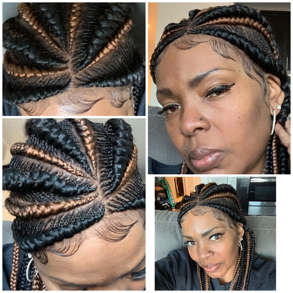 Dera Cornrow Unit