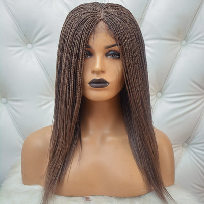 Amaka Closure wig col 30