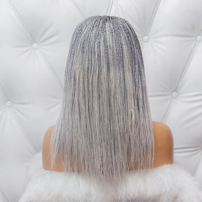 Salt n Pepper Amaka closure wig