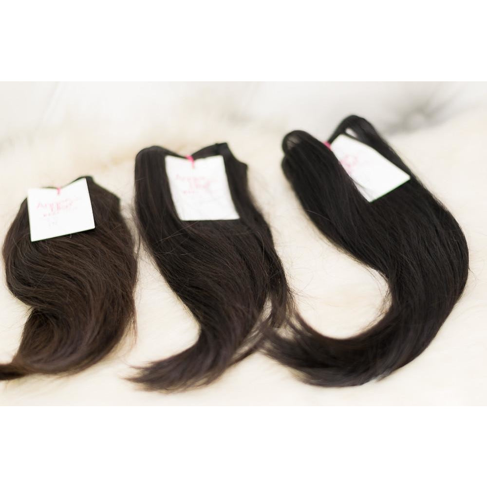 'Signature' Blend Real Hair Extensions