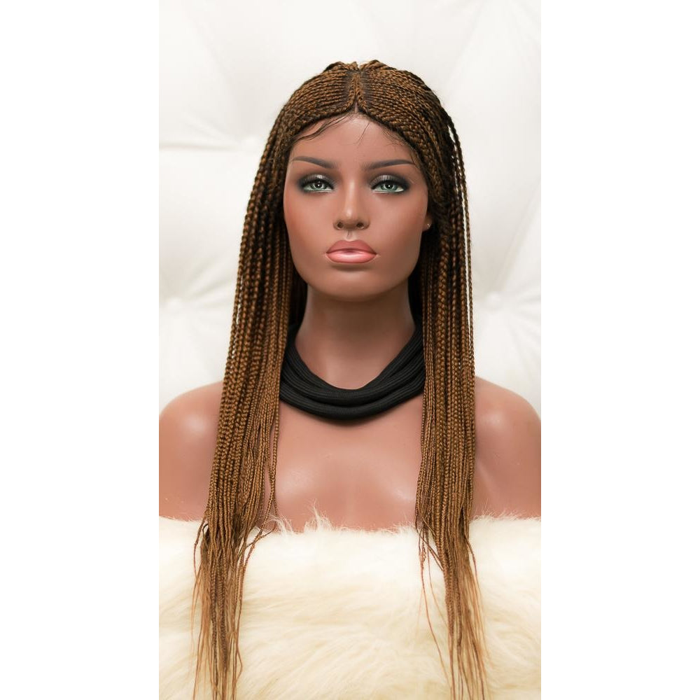 Aisha Cornrow Wig Unit