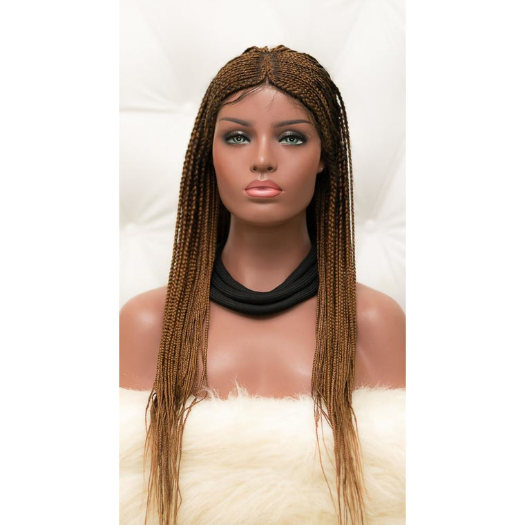 'Aisha' Cornrow Wig