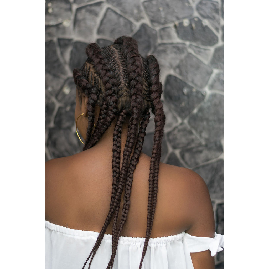 """Dera"" Cornrow Unit"