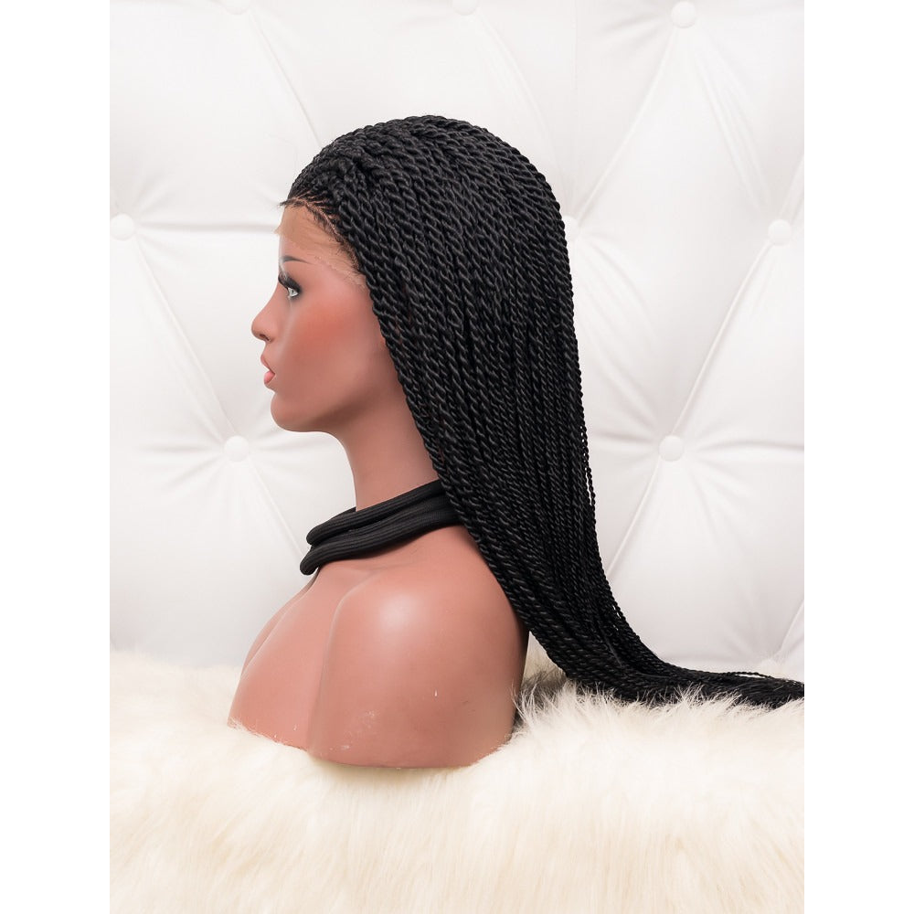 Abena Cornrow Wig Unit