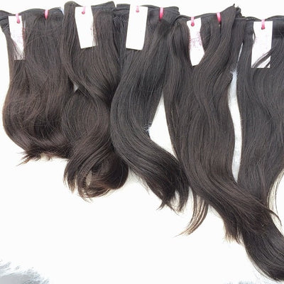 Signature Blend Real Hair Extensions