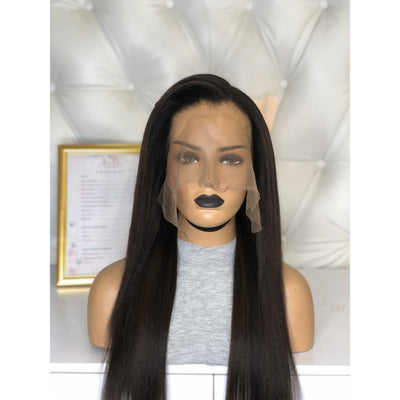 Kinky Straight Frontal Unit