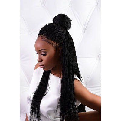 "Amaka Full Lace ""Microtwists"" Wig"