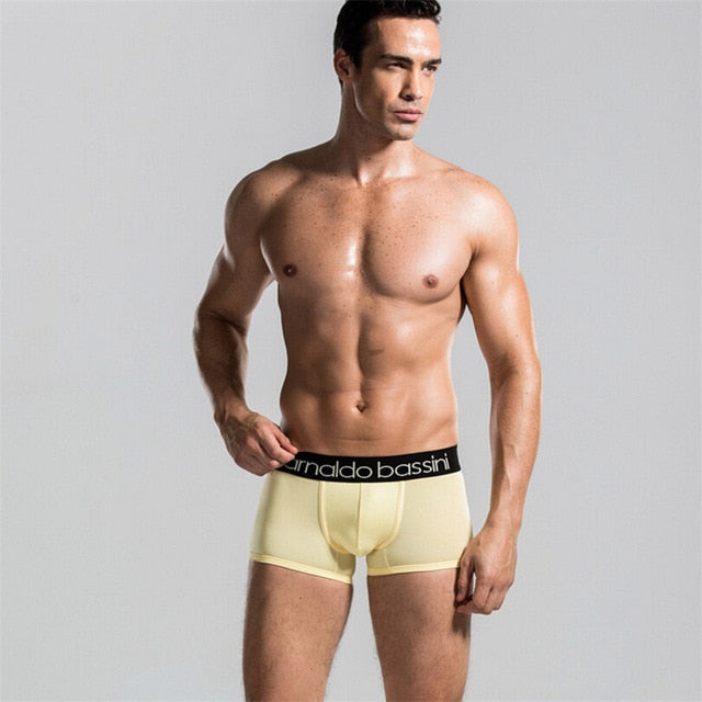 16 Colors Men Underwear Cueca Male Panties Sexy Comfortable Breathable Trunk Men's Boxers Top Quality Modal Shorts Men Boxer