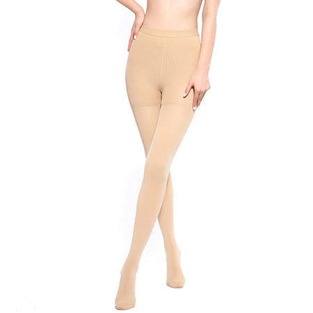 CIVS-044 Professional 2# pressure body shapers high waist legs shapers / pantyhose 980D