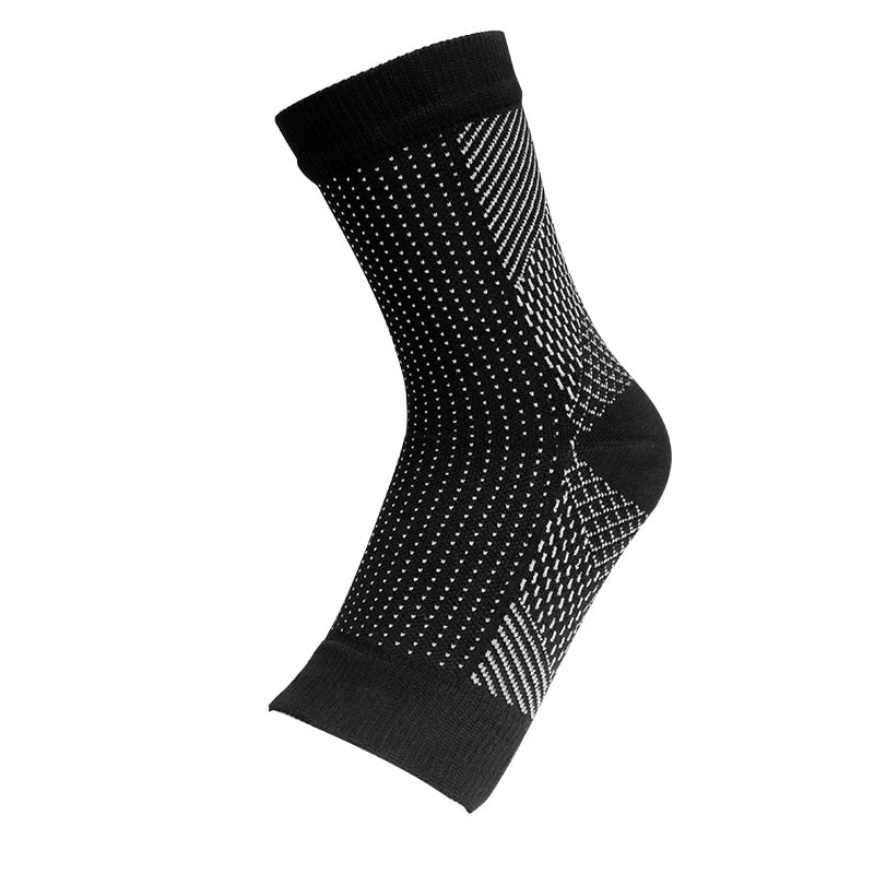 Women Ankle Heels Support Men Compression Foot Protect Angel Sleeve Heel Arch Support Pain Relief Hot Socks DropShipping