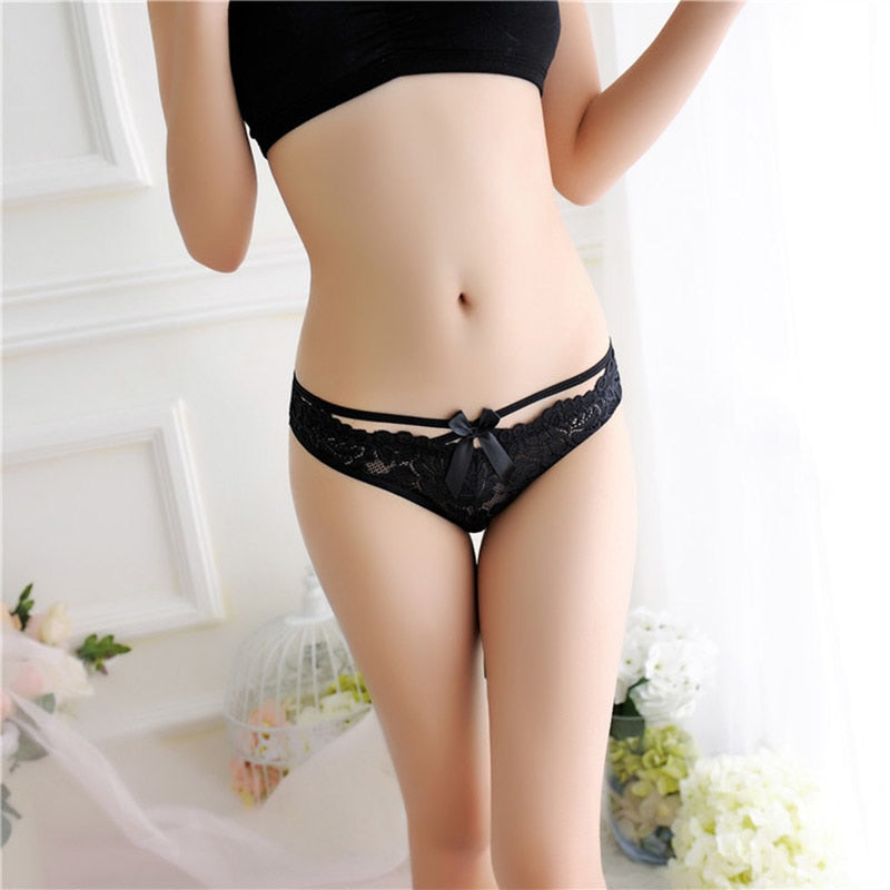 Women Panties Tracksuit Sexy Lingerie Women Underwear Sexy G String Low Waist Intimates Lady Briefs Underpants Knickers Chic