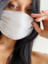Bling Mesh Mask Cover