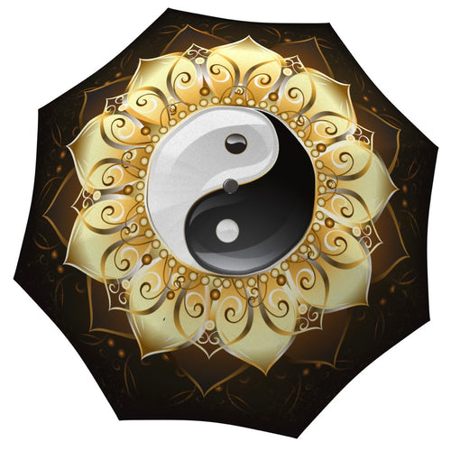 Yin and Yang Umbrella